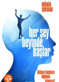 MÜMİN SEKMAN Kitap özeti: Her şey beyinde başlar! mümin sekman her şey beyinle başlar beyin