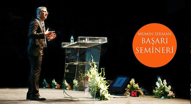 MÜMİN SEKMAN Mümin Sekman'ın seminer sitesi açıldı. mümin sekman semineri