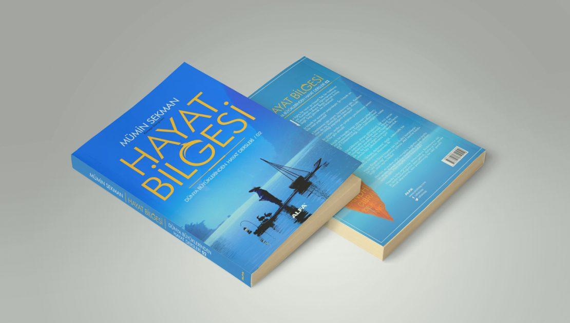 MÜMİN SEKMAN Hayat Bilgesi'nin ikinci kitabı çıktı! hayat bilgesi 2 hayat bilgesi