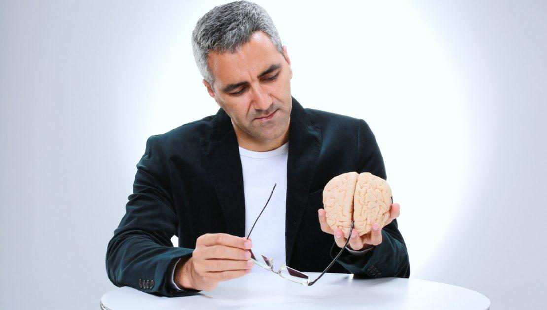 MÜMİN SEKMAN Ben bilmem beynim bilir! mümin sekman beyin kullanma beyin haftası bahar eriş